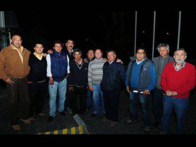 Taxistas acordaron una mesa sectorial