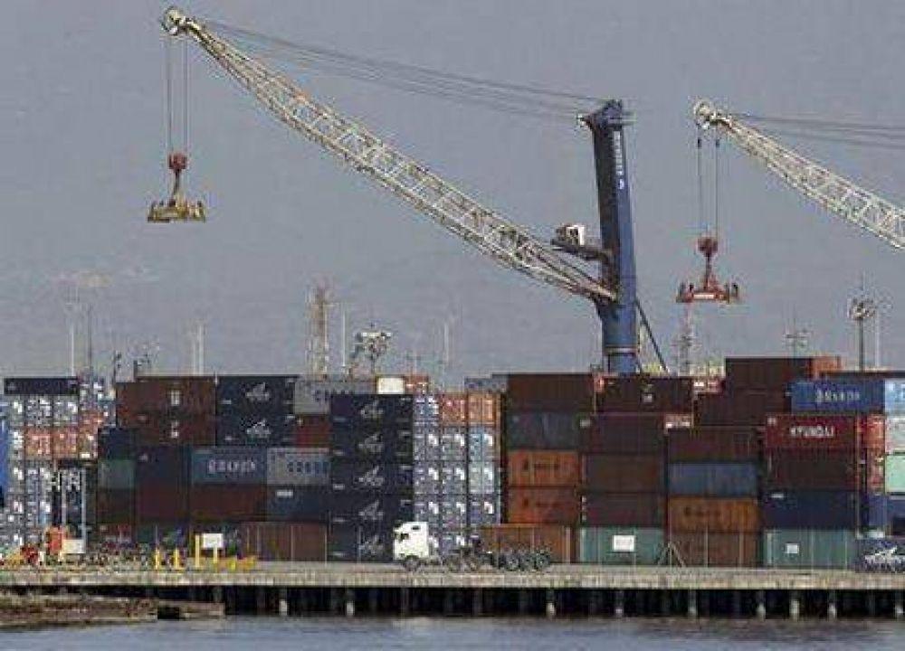 Estibadores de puerto Santos en Brasil anuncian huelga para el miércoles