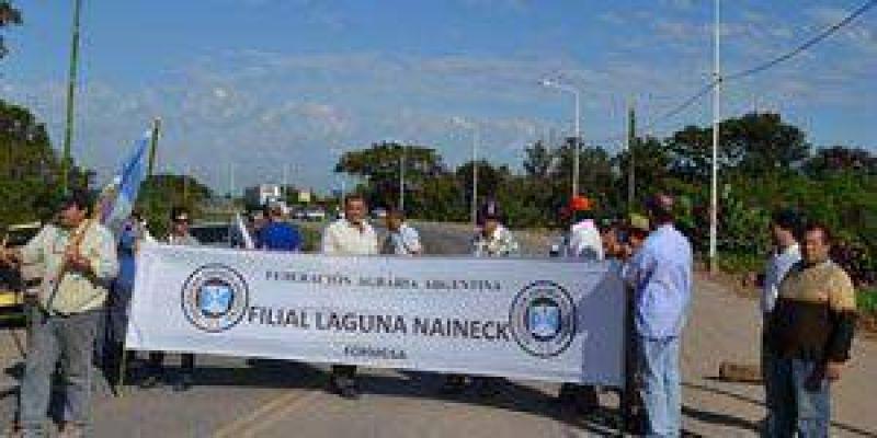 Clorinda: Bananeros levantan medida de fuerza hasta el lunes tras visita de Félix Díaz