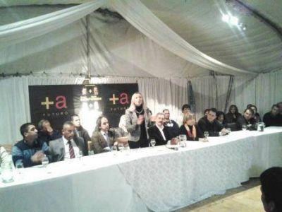 Presentaron la lista oficial de candidatos del Frente Renovador de Florencio Varela