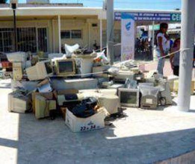 Nueva fecha para los residuos electrónicos