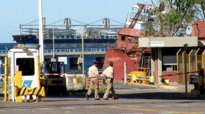 El muelle Storni de Puerto Madryn tendrá planta naval de combustible