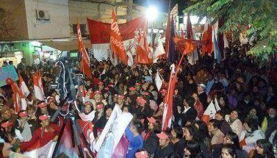 El Frente Jujeño lanzó campaña en San Pedro