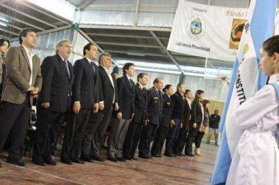 San Lorenzo celebró 105 años de vida institucional