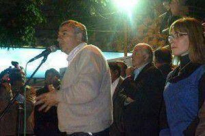 Gerardo Morales invit�: �A custodiar las urnas y defender el voto del pueblo�