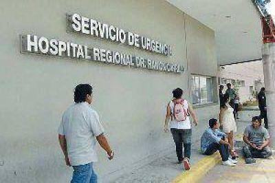 El escándalo en el Regional se vincularía con una joven enfermera