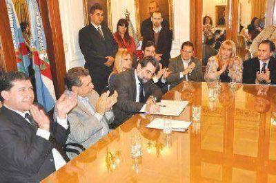 Provincia y Nación acordaron fortalecimiento del empleo