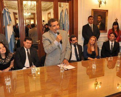 Beder Herrera instó a votar un pensamiento justicialista y a los candidatos del Pueblo