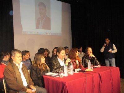 Paso: Fantín pidió mantener las políticas de estado a favor de los adultos mayores