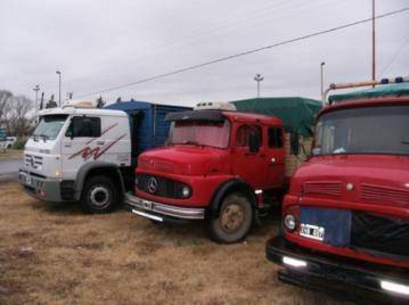 Día clave para destrabar conflicto de transportistas de cereal