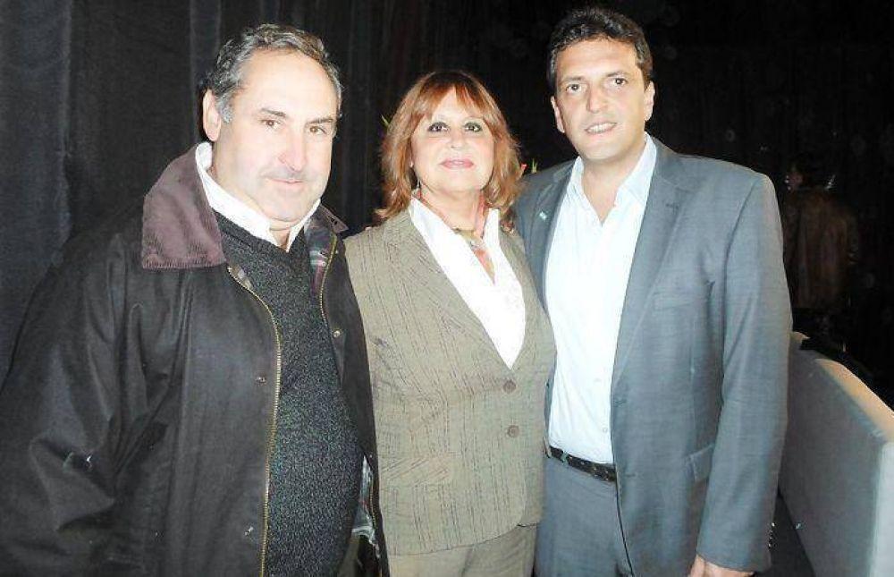 El Frente Renovador que conduce Sergio Massa presenta sus candidatos en el distrito de TORNQUIST