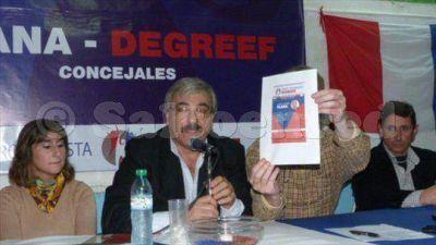 Frente Progresista C�vico Social �Si Hay Unidad hay Futuro�