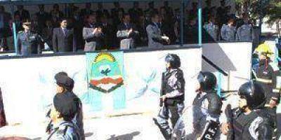 El acto nacional del SPF fue en Formosa