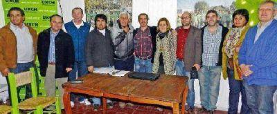 Unidad por Chascomús presentó a sus precandidatos