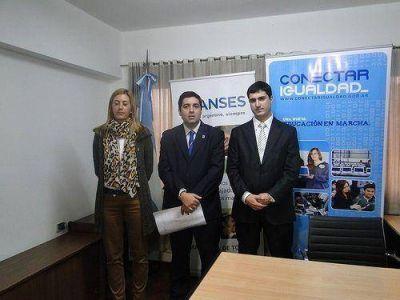 Un dirigente de la GESTAR asumió en Anses Jujuy