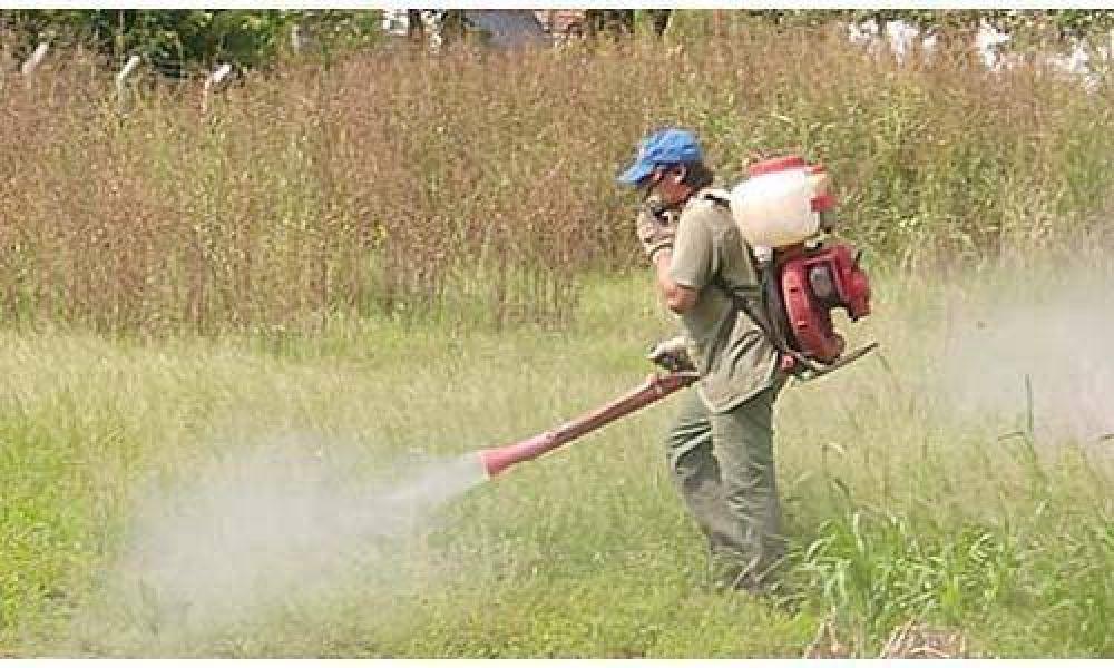 Capacitarán a los quinteros en el uso de agroquímicos