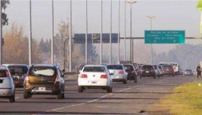 Rutas saturadas complican la actividad log�stica y seguridad