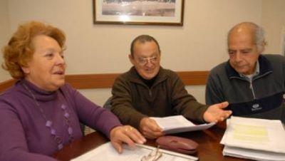 La transferencia de la Caja de jubilaciones, sujeta a la revisión de la Corte Suprema