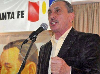 """""""Las próximas elecciones se resuelven entre Binner y yo"""", anticipó Obeid"""