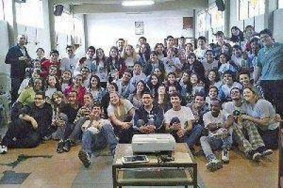 Los jóvenes santiagueños ya participan en la Semana Misionera