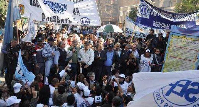 Duro documento de CGT contra Ganancias, pero sin mención al ajuste jubilatorio