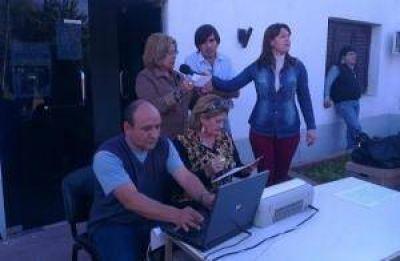 El IPDUV sorteó viviendas del Plan Anses en Capitán Solari