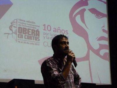 """El documental """"Buscando al Comandante Andresito"""" pasó por Oberá en Cortos con excelente crítica"""