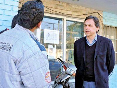 """Giuliano: """"Lamberto empezó a aplicar lo que planteamos en 2009"""""""