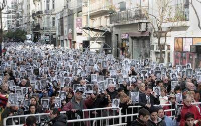 AMIA: Acto a 19 años del brutal atentado