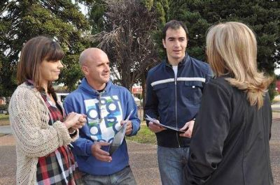 «Me considero un ciudadano común que se animó a dar el paso de la participación»
