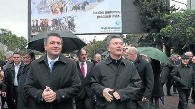 Abrió la Rural de Palermo con fuertes críticas a la política oficial