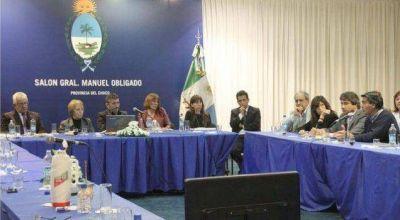 El gobernador pide una infraestructura orientada a la equidad social