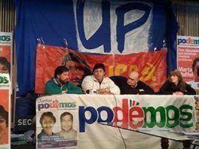 Fueron presentados los candidatos de PODEMOS en Pergamino