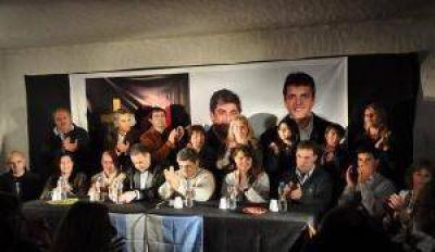 SE PRESENTÓ EN LINCOLN LA LISTA DEL FRENTE RENOVADOR