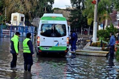 San Fernando presentó su nueva flota de móviles de Protección Ciudadana