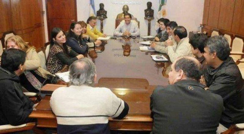 Gobierno y gremios seguir�n dialogando la semana pr�xima
