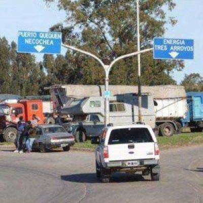 Por los piquetes ya no hay combustible en el Sudeste de la Provincia