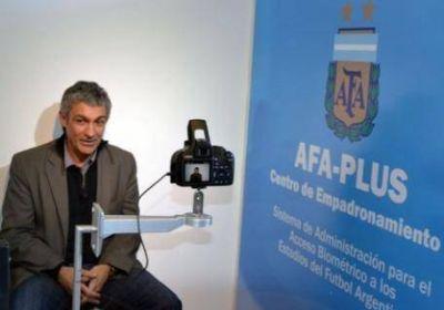 El Estadio se suma al empadronamiento del AFA Plus