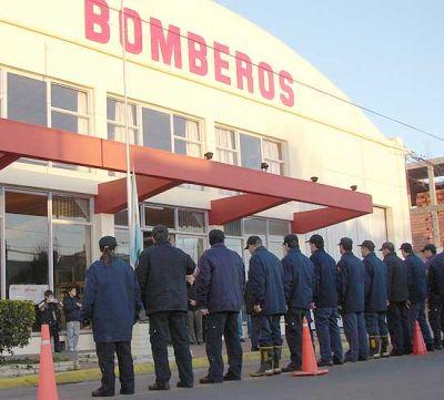 La Provincia le debe casi un millón de pesos a Bomberos Voluntarios