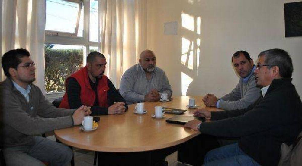 Junto a SMATA el Municipio capacitará en oficios encuadrados en el gremio