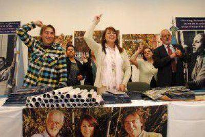 Carina Ponce inaugurará local del FPV en la ciudad
