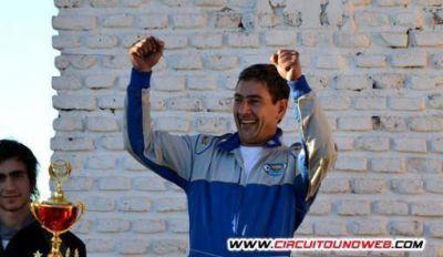 Pedro Goyeneche volvió al triunfo en la quinta fecha de Monomarca