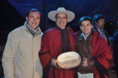 Gran apertura del Encuentro Nacional de Doma y Festival del Tamal en Chicoana