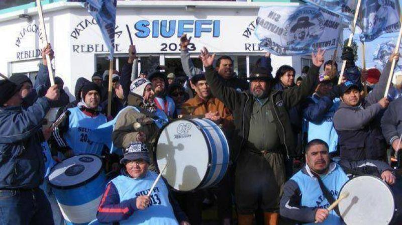 """Siuffi advirtió que si gana """"volverán a temblar las empresas petroleras"""""""