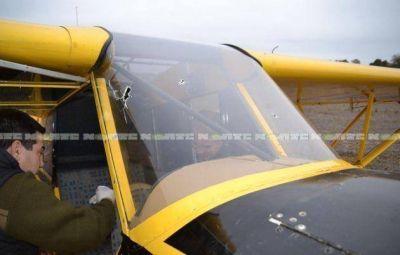 Descartan atentado: aterrizaje de la avioneta se produjo por accidente