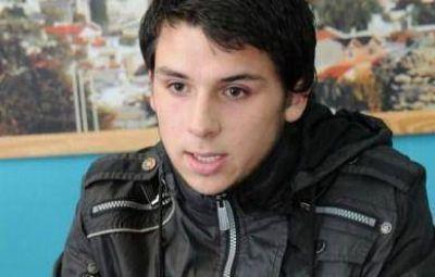 Franco Inorreta, con 17 años, es el candidato más joven de Tandil