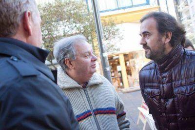"""Giri y """"Pepe"""" Scioli presentan plan municipal contra las adicciones"""