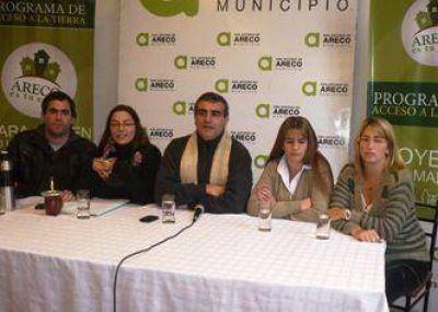 Pre adjudicatarios de lotes en La Manuela
