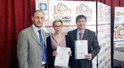 Argentina: Lotería del Chubut obtuvo una nueva certificación de calidad de IRAM