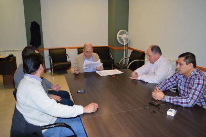 Se firmó acuerdo entre la UTN y Petroleros Jerárquicos